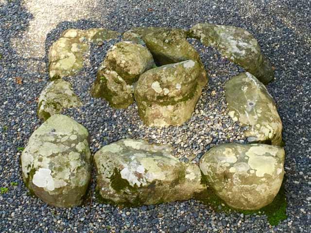 伊勢神宮外宮三つ石