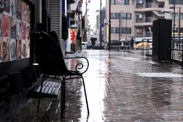 仙台七夕まつり雨天開催