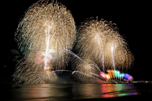 藤沢江の島花火大会