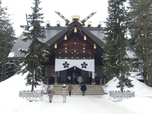 旭川市上川神社