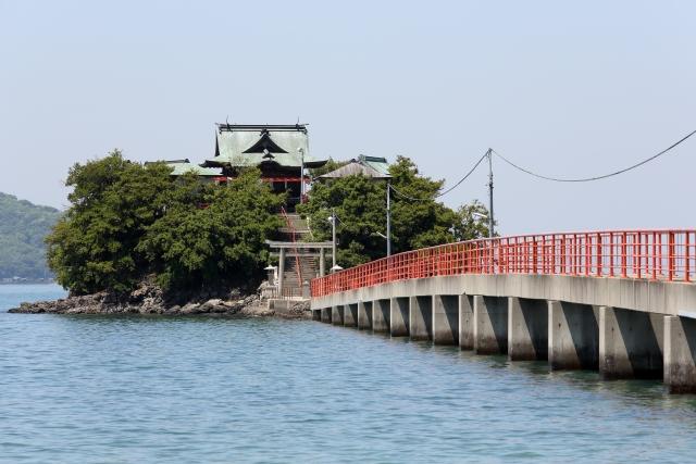 香川県津嶋神社