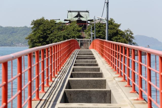 香川津嶋神社