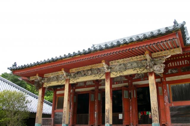 香川県屋島寺