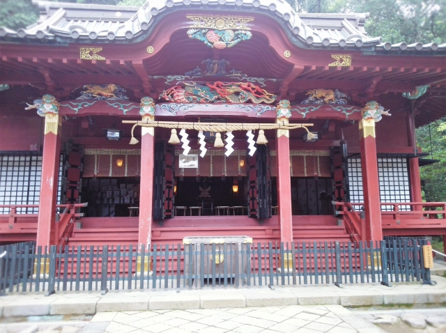 静岡県熱海市伊豆山神社