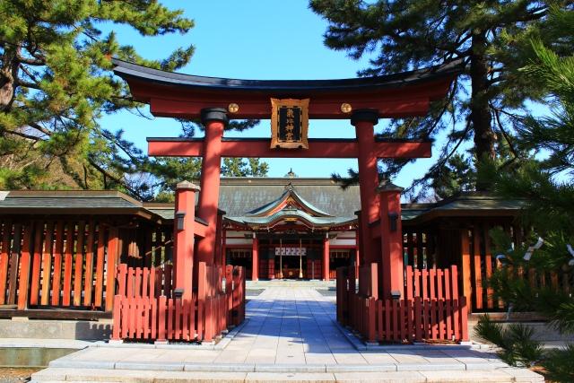 福井県敦賀市氣比神宮