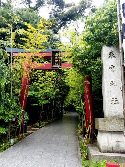 静岡県熱海市来宮神社