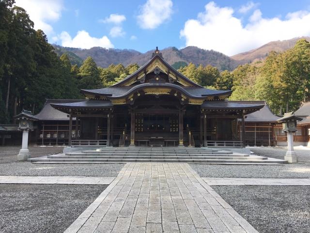 新潟県弥彦村弥彦神社