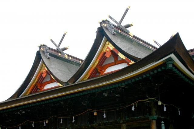 岡山県岡山市吉備津神社