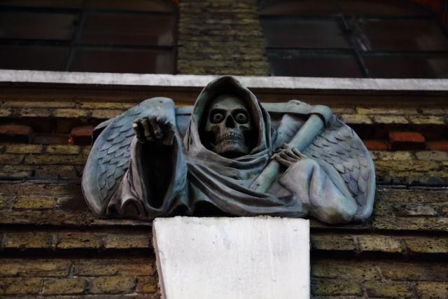 死神の飾り