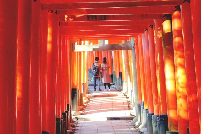 京都恋愛成就