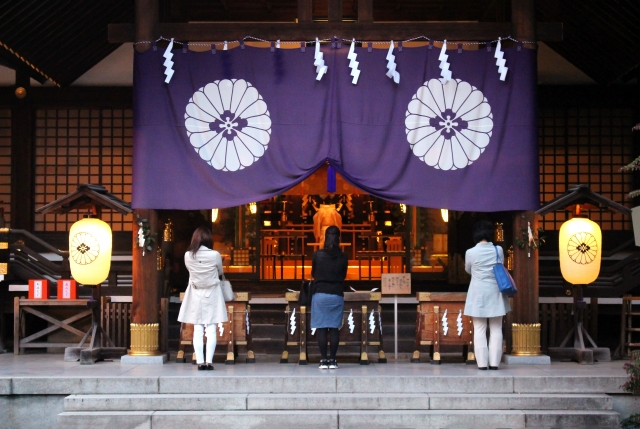 神社仏閣参拝