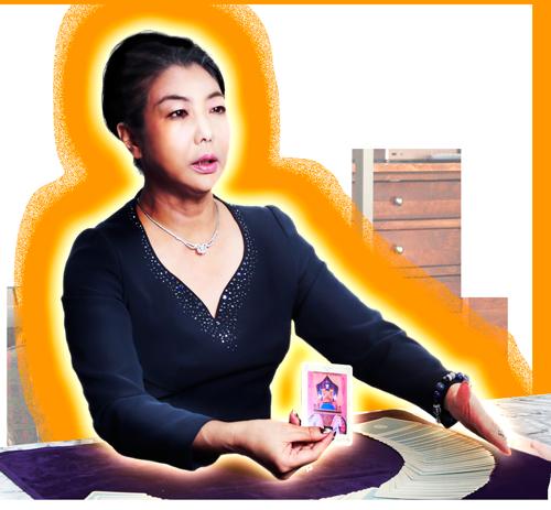 ステラ薫子タロット占い師片思い相性恋愛結婚