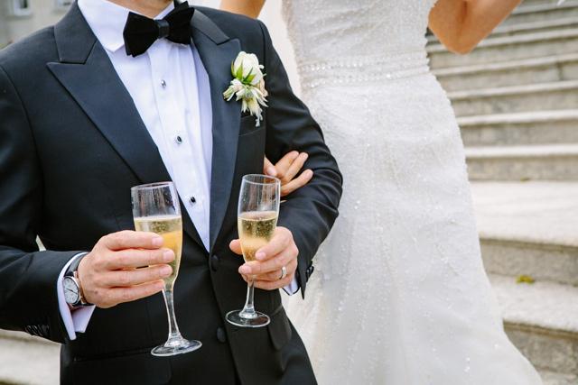 恋愛上手カップル意図的ウェディング結婚