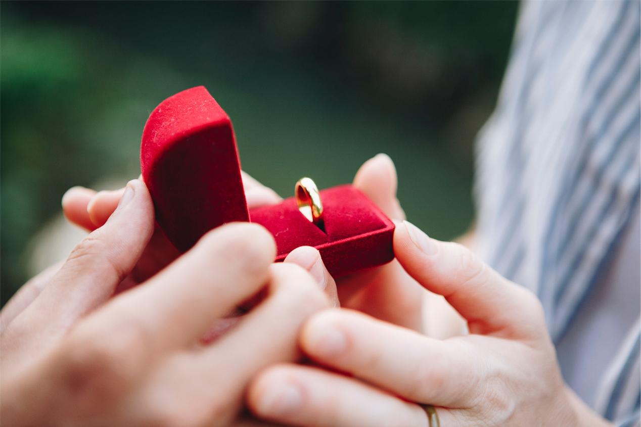 アラフォー女子結婚