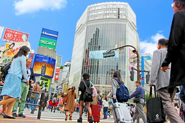 30代ナンパスポット出逢いスポット渋谷
