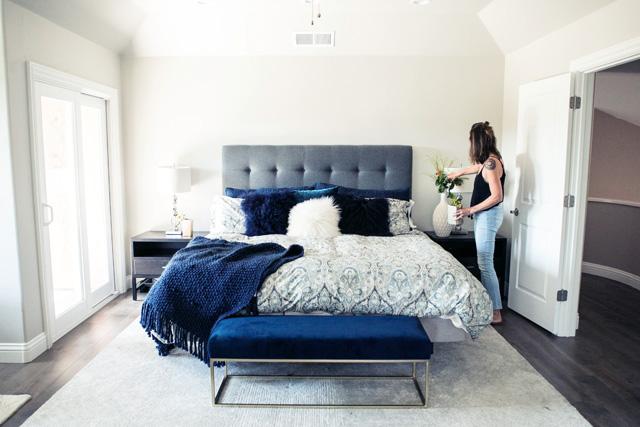 独身女性の魅力寝室風水