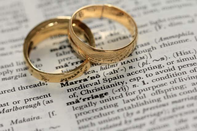 結婚は一生ものと思える相手選び