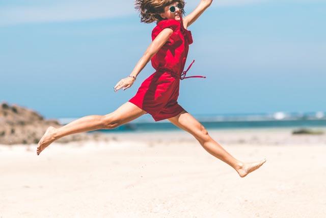 牡羊座おひつじ座女性の特徴アクティブに動き回るエネルギー