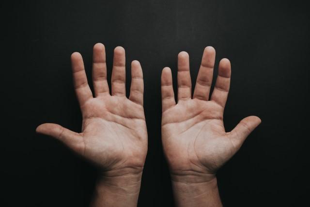 初心者分かりやすい手相の基本手のひらの皺の数