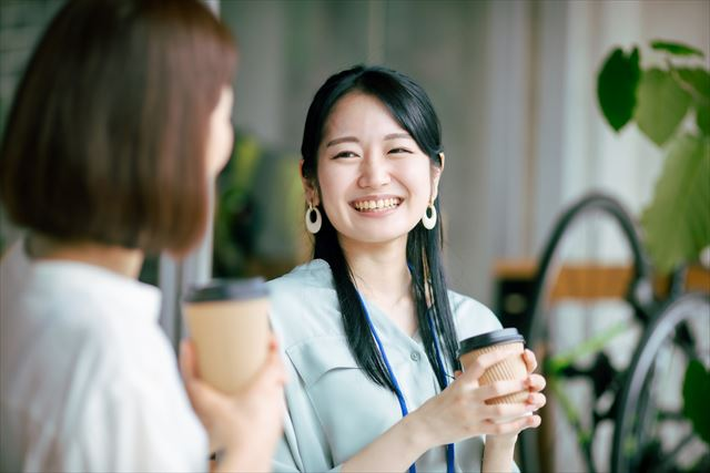 秋田県出身者の仕事っぷり女性編